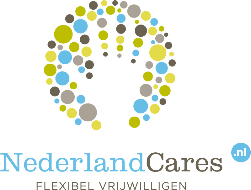 Logo Nederland Cares (nameshapers | social media supporters)