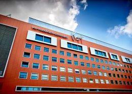 VUmc building front hospital