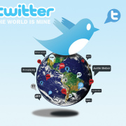 Twitter - the world is mine