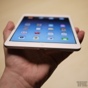 iPad hands on (The Verge)