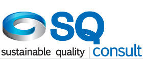 logo SQ Consult (sustainable quality) - social media nameshapers.com