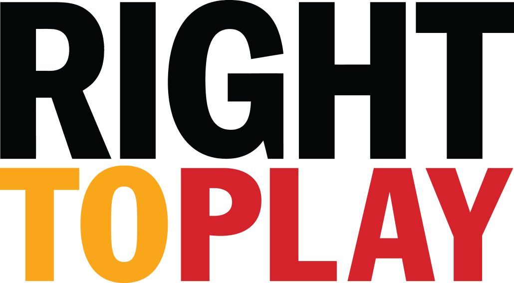 Nameshapers social media | logo Right To Play Large