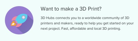 What is 3dhubs? Nameshapers social media support open office hours Rockstart