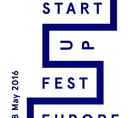 StartUpFest Logo proud to be part of Startup fest Europe 2016