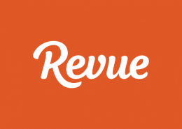 Revue newsletter social media highlights nameshapers