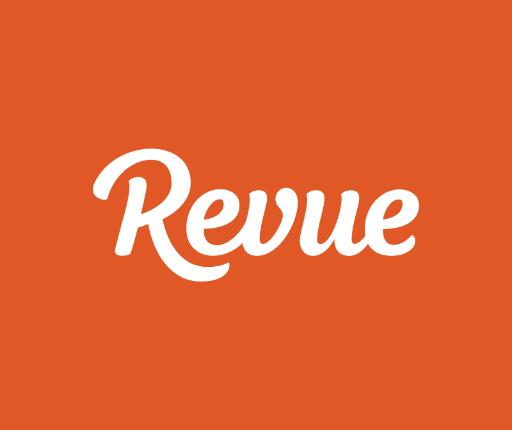 Revue newsletter social media highlights nameshapers