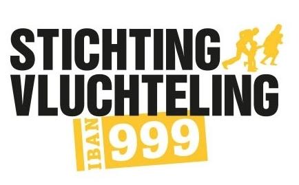 Stichting Vluchteling iban 999 logo